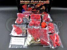 Energy Suspension Hyperflex Bushing Kit for 89-94 240SX Red