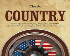 CLASSIC COUNTRY 3CD SET - VARIOUS ARTISTS (September 2nd 2016)