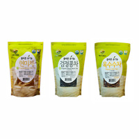 McCabe USDA ORGANIC Tea, (3-Pack) (Corn Tea, Black Bean Tea, and Brown Rice Tea)