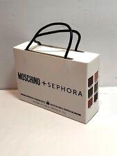 New Moschino+Sephora Shopping Bag Eyeshadow Palette (Limited Edition) NIB