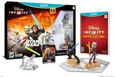 NEW IN THE BOX Star Wars Disney Infinity 3.0 Starter Pack Wii U Figure Play Set