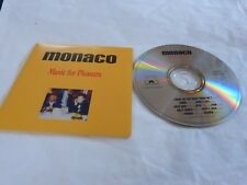 MONACO - NEW ORDER - Music of pleasure - CD 10 Titres !!! PROMO !!!
