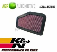 NEW K&N PERFORMANCE AIR FILTER HIGH-FLOW AIR ELEMENT GENUINE OE QUALITY 33-2919