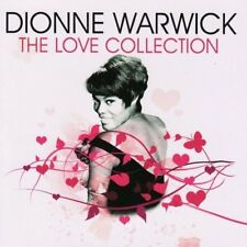 dionne warwick - the love collection (CD NEU!) 886972501420