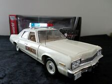 Dodge Monaco Illinois state police 1974 Auto World 1/18