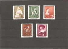 Briefmarken---DDR---1959---postfrisch----Mi 693 - 697-----