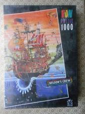 🧩 Jigsaw Puzzle Mordillo Heye Fun Nelson Crew Crisp Rare 1000 Vintage Poster 🧩