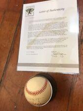 Tony Gwynn Signed Baseball 3000 Hit Commemorative (Hit No. 1672) Aug. 4, 1991