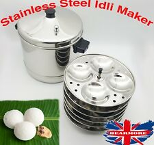 IDLI COOKER STAND MAKER 100% STAINLESS STEEL IDLI  STAND KITCHEN APPLIANCES @UK