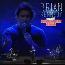 BRIAN KENNEDY - LIVE AT VICAR STREET 2CD + BONUS DVD NEW (2017)