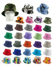 WHOLESALE LOT BOONIE BUCKET HAT MILITARY FISHING HUNTING MEN OUTDOOR 12PCS