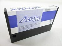 MSX ACRO JET Acrojet Cartridge MSX2 Import Japan Video Game msx