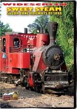 Sweet Steam Sugar Cane Railways of Java Indonesia 2-DVD