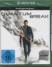 Quantum Break ( inkl. Alan Wake DLC ) - Xbox One - Neu & OVP - Deutsche Version