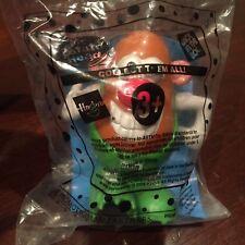 """Mr Potato Head Mini Jack In The Box All Stars Collection 2008 3.5"""" Hasbro Promo"""