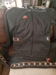 Adidas track suit men medium