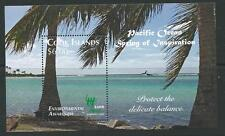 COOK ISLANDS SGMS1593 2010 EXPO  MNH