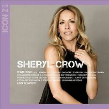 Icon 2 by Sheryl Crow (CD, Jan-2011, 2 Discs, A&M (USA)) NEW