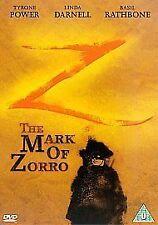 The Mark Of Zorro (DVD, 2003)