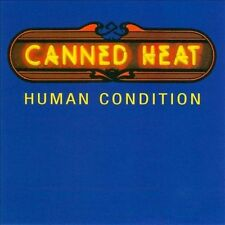 1 CENT CD Human Condition - Canned Heat