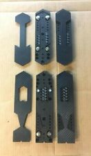 New Fischer Riser Race Plates - 1 complete set for 2 skis