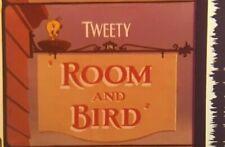 "16MM Film Cartoon: Loony Toons - ""Room and Bird"""