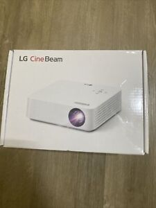 LG - CineBeam PH30N Wireless DLP Projector - White New and Sealed