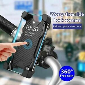 Bicycle MTB Bike Handlebar Silicone Mount Holder for Cell Phone GPS