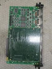 Yaskawa JANCU-MSV01B PLC Module JANCU-MSV02 REV D 01 PLC Module *Tested*