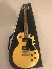 2012 Gibson Les Paul Special Junior TV Yellow Humbucker model (rare)