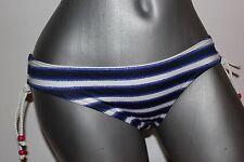 "Triumph Bikini-Hose ""Sand & Sea pt Mini"" Gr. 38 blau Maritim gestreift Höschen"