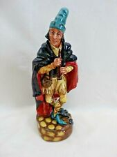 """Royal Doulton Character Figurine-""""The Pied Piper"""" Hn 2102 1952 England Excellent"""