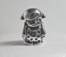 AUTHENTIC PANDORA CHARM PRECIOUS GIRL 791531