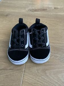 Vans Uk Old Skool Crib infant size 3.5