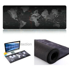 Keyboard World Map Gaming Mauspad XL - Anti-Rutsch Mousepad (700 x 300 mm)