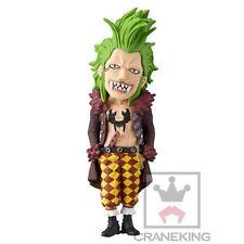 One Piece 3'' Bartolomeo World Collectable Figure Dressrosa Ver. NEW