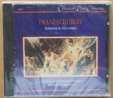 Franz Schubert-Symphony nº 9 C majeur-CD NEUF ET Neuf dans sa boîte