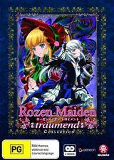 Rozen Maiden : Season 2 (DVD, 2010, 2-Disc Set) Region 4 English Anime