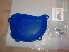 Yamaha Right Side Clutch Cover Guard Protector YZ Blue YZ250 250 X 1999 - 2018