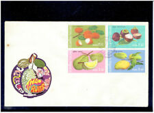 THAILAND 1972 Fruit (Flora) FDC