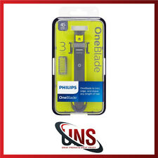 QP2520/25 Philips One Blade Electric Trimmer Shaver 3x Combs Wet & Dry