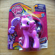 My Little Pony PRINCESS TWILIGHT SPARKLE Friendship is Magic RAINBOW POWER Hasbr