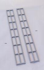 lego 10179 Light Bluish Gray Boat Mast Rigging Long 28 x 3 (two parts)