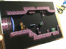 Super Metroid - SNES - Framed Diorama