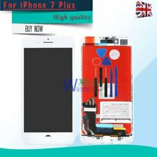 LCD Display Touch Screen Digitizer Assembly Replacement White for iPhone 7 Plus