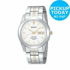 Seiko Analog Casual Watch Quartz Silver Made in Mens SGG719P1