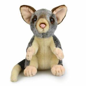 Lil Friends 18cm Possum Kids/Children/Toddler Soft Plush Animal Toy Grey 3y+