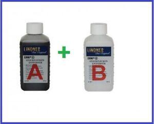 LINDNER 8070 + 8071 ERNI A + B Stockfleckenentferner Stockflecken Entferner