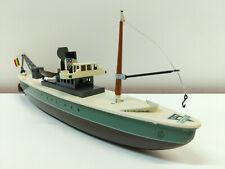 "Arnold - Bateau Cargo en tôle ""Freighter"" (Wind-up)"