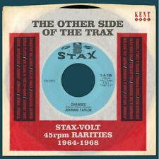 "THE OTHER SIDE OF THE TRAX  ""45rpm RARITIES 1964-1968""  STAX VOLT  CD"